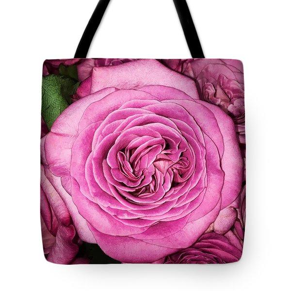 A Thousand Petals Tote Bag