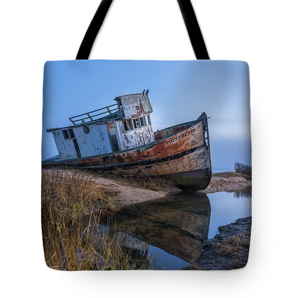 A Three Hour Tour Tote Bag