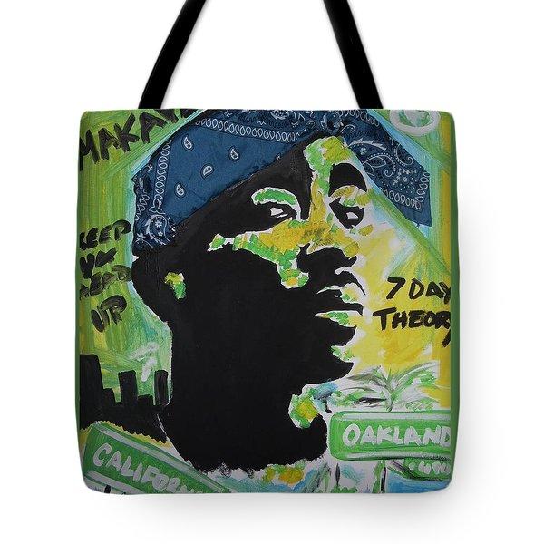 A Thugs Mind Tote Bag