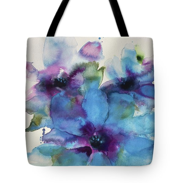 A Time To Bloom Tote Bag