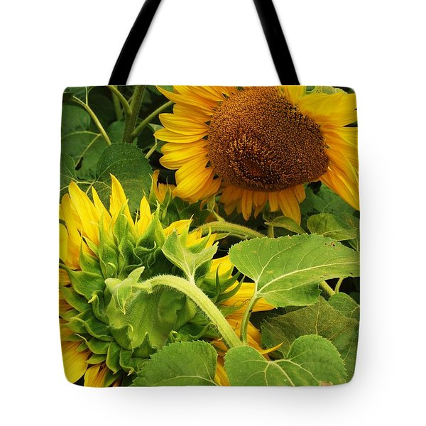A Tired Friend Tote Bag