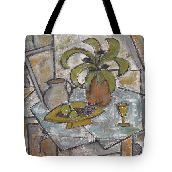 A Toast To Tranquility Tote Bag by Trish Toro