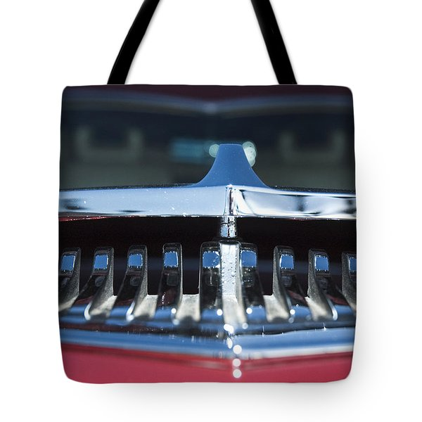 A Toothy Grin Tote Bag