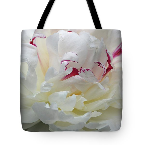 Tote Bag featuring the photograph A Touch Of Color by Sandy Keeton
