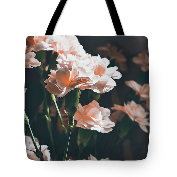 A Touch Of Georgia Sunlight - Macro Tote Bag