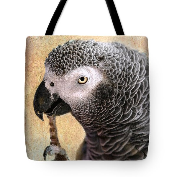 Tote Bag featuring the photograph A Touch Of Grey 11 by Betty LaRue
