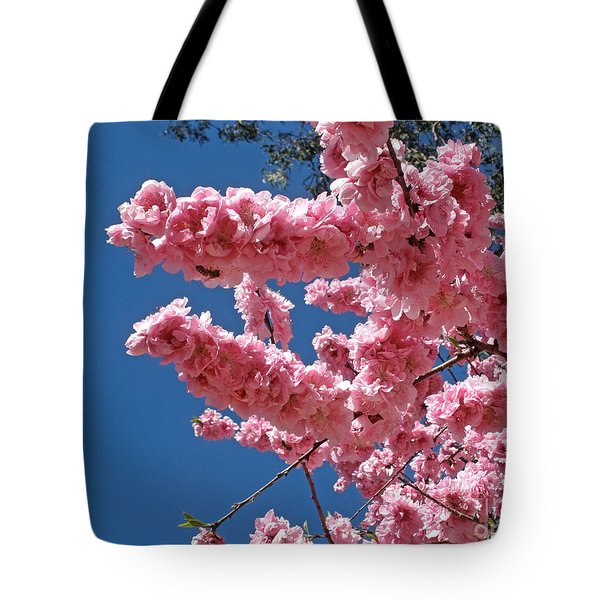 A Touch Of Spring Tote Bag