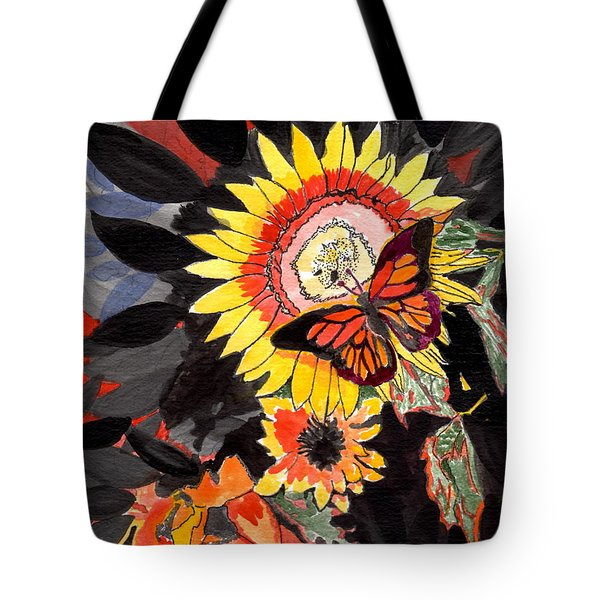 A Touch Of Summer Tote Bag