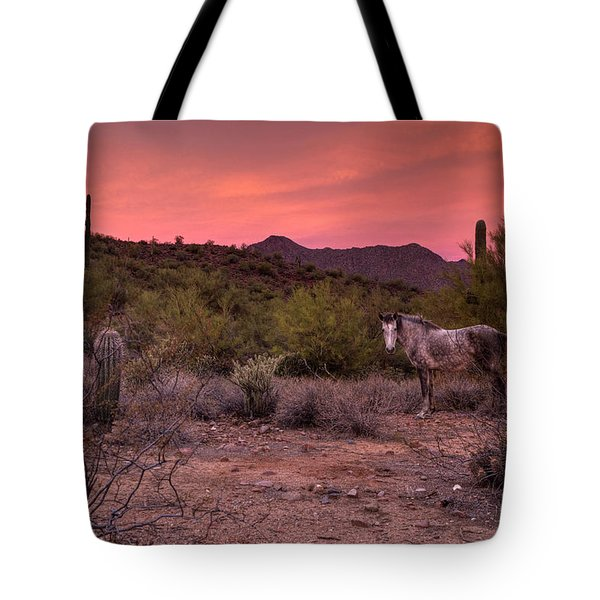 A Tranquil Moment Tote Bag by Sue Cullumber