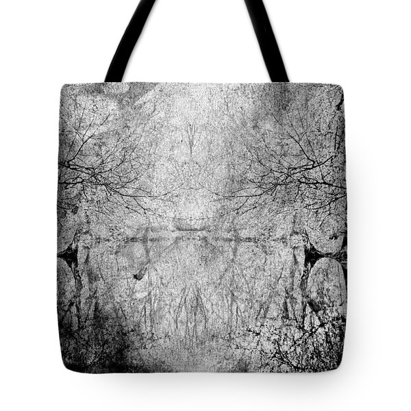A Tribute To Collins Creek Tote Bag by Jim Vance