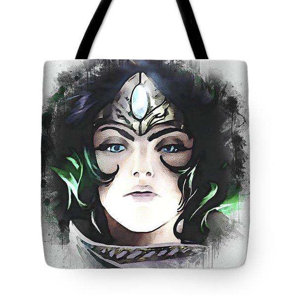 A Tribute To Sivir Tote Bag