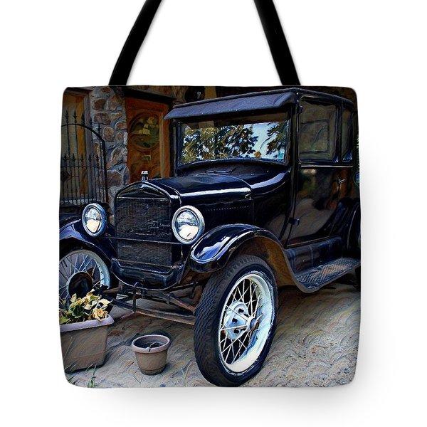 A True Classic Tote Bag