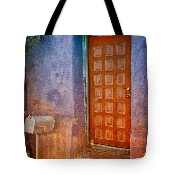 A Tucson Stoop Tote Bag