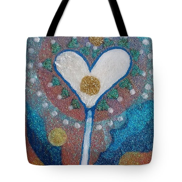 A Type Of Dandelion Tote Bag