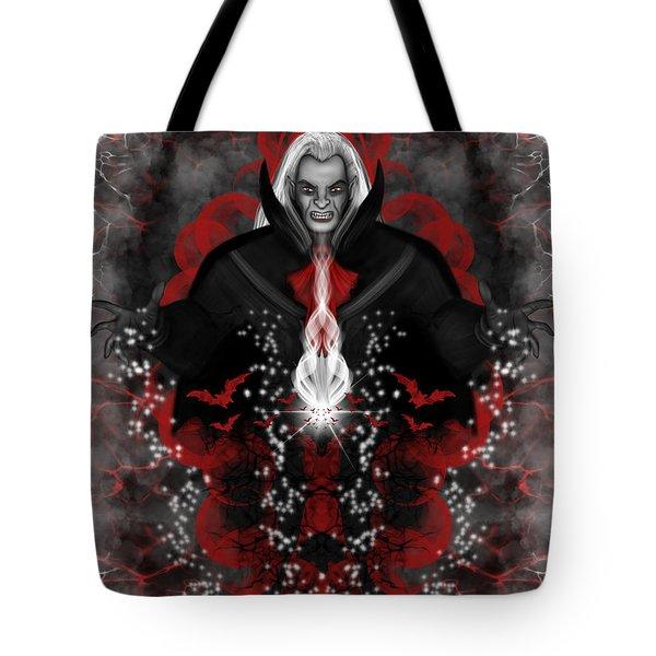 A Vampire Quest Fantasy Art Tote Bag