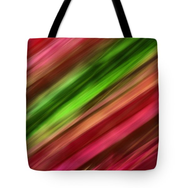 A Vein Of Green Tote Bag