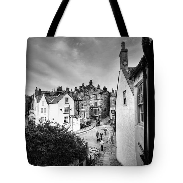 A View From Covet Hill Tote Bag