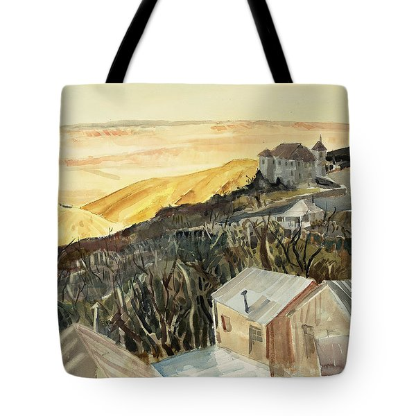 A View From Jerome Tote Bag