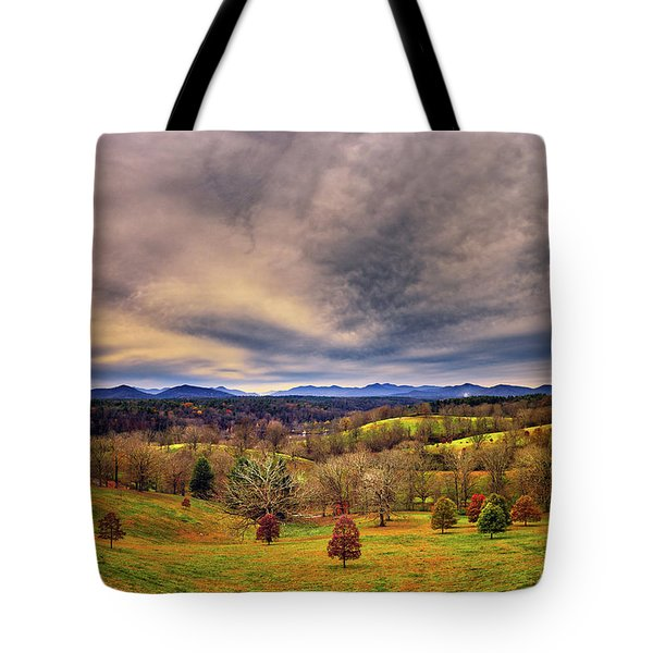 A View From The Biltmore Tote Bag