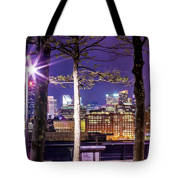 A View To Behold Tote Bag