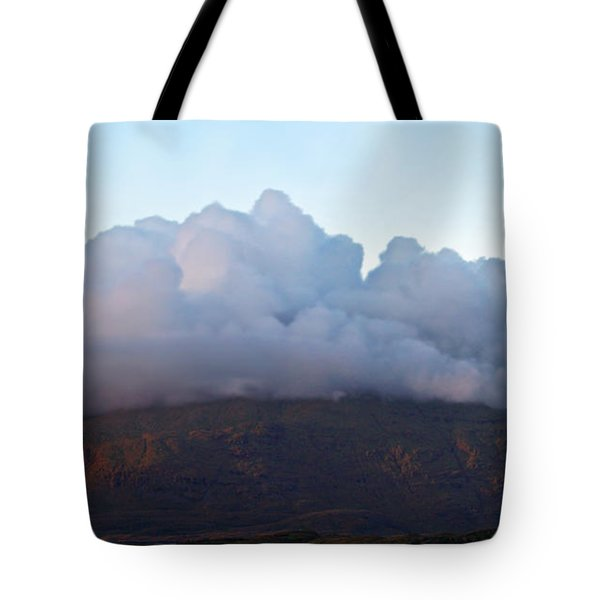 A View To Live For Tote Bag