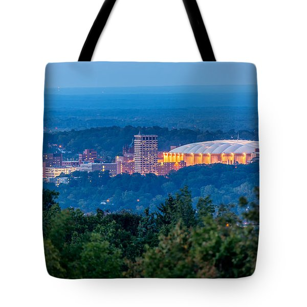 A View To Remember Tote Bag