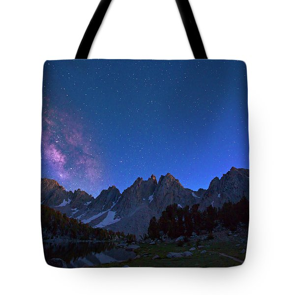 A Walk Beneath The Stars Tote Bag