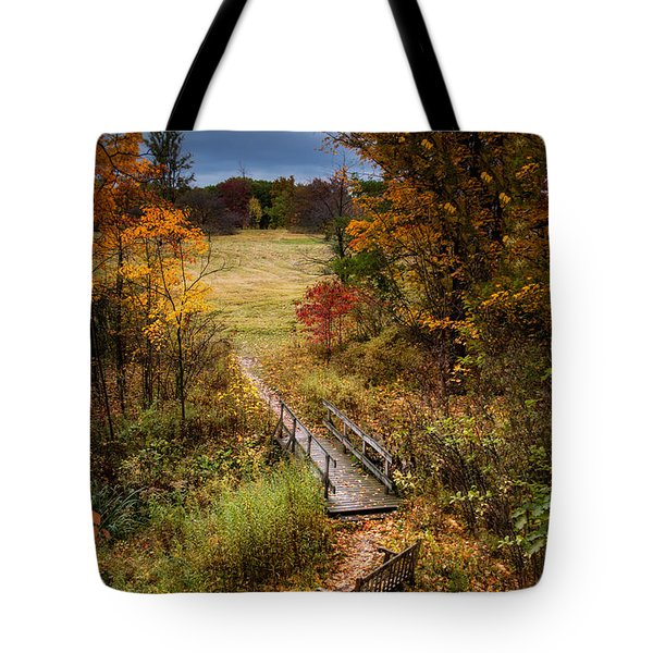 A Walk In The Park I Tote Bag