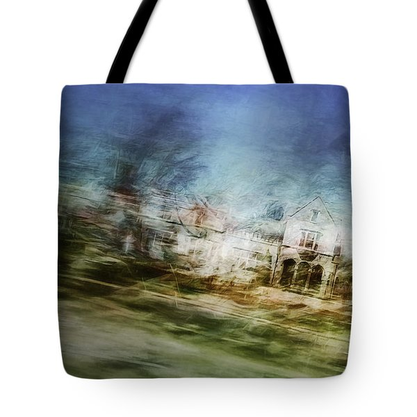 A Walk On The East Side Tote Bag