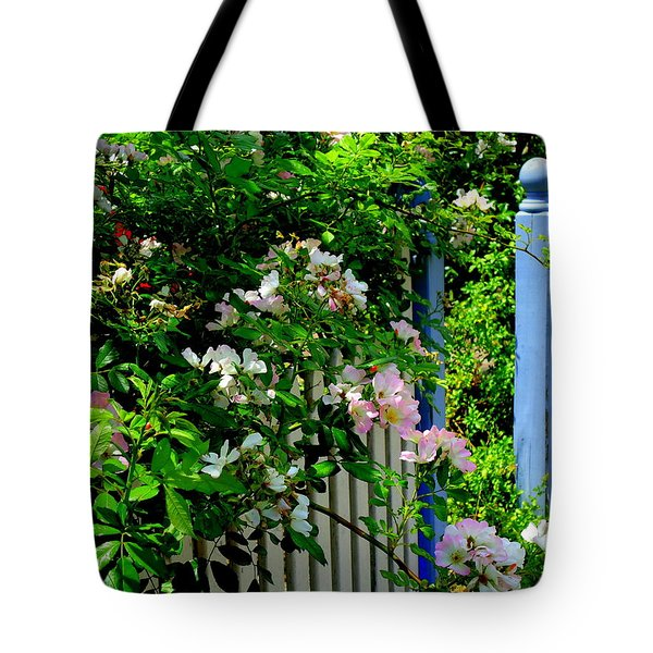 A Warm Welcome Tote Bag