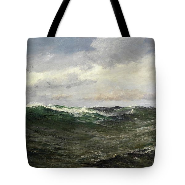 A Waste Of Waters Tote Bag
