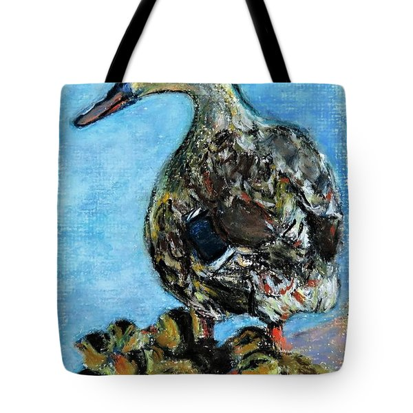 A Watchful Eye Tote Bag