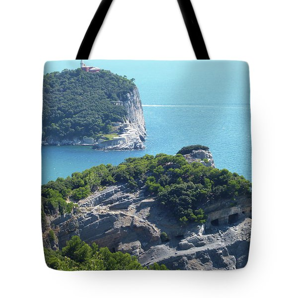 A Way To The Ocean Tote Bag