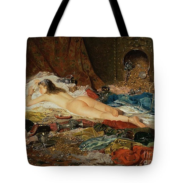 A Wealth Of Treasure Tote Bag