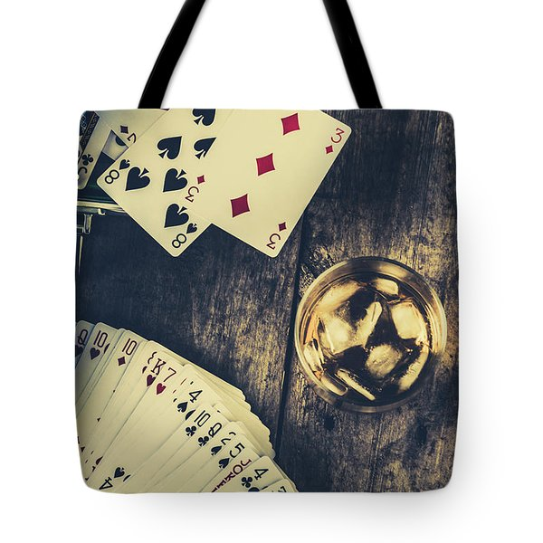 A Whisky Bet Tote Bag