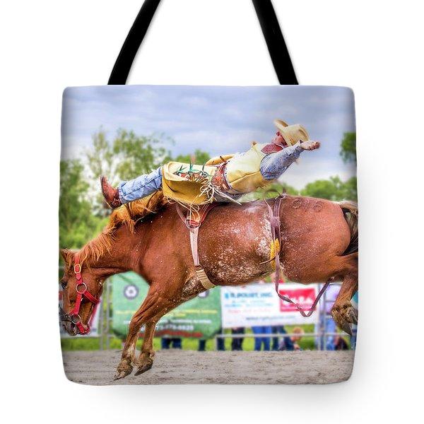 A Wild Ride Tote Bag