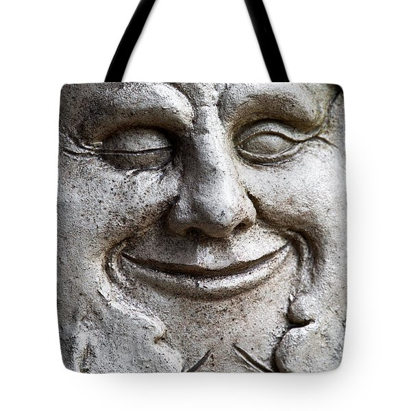 A Wink And A Smile Tote Bag by Christopher Holmes