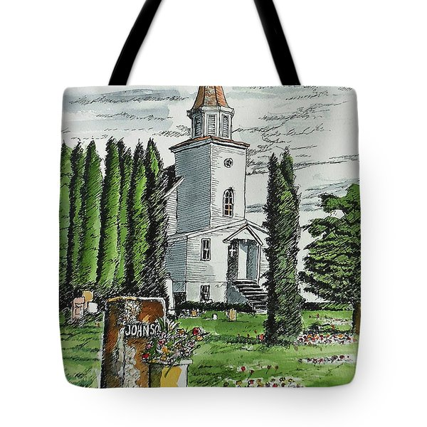 Tote Bag featuring the painting A Wisconsin Beauty by Terry Banderas