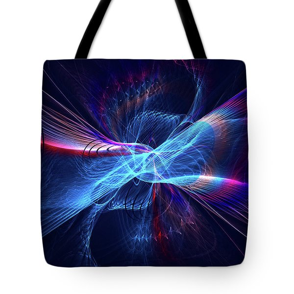 A Wish For Wings That Work Tote Bag by Jeremy Nicholas