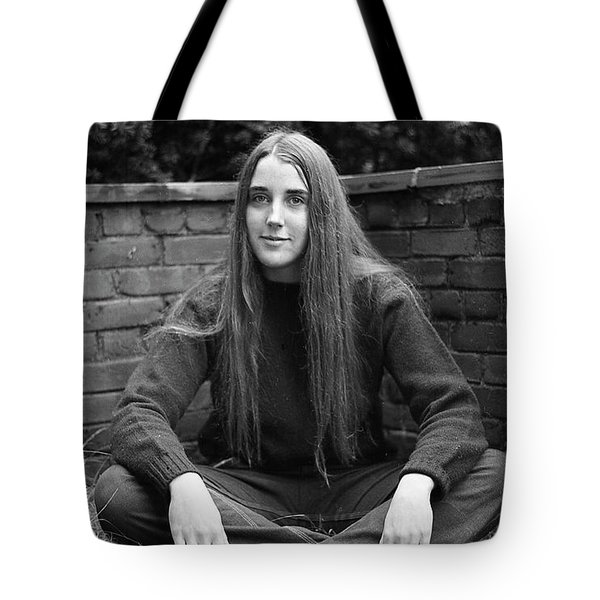 A Woman's Hands, 1972 Tote Bag