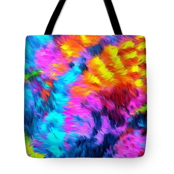 A Wonderful Hope Tote Bag