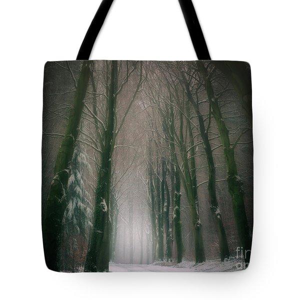A Woodland Fantasy Tote Bag