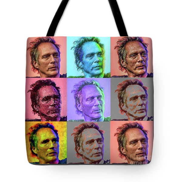 A Work Of Art Tote Bag by Alene Sirott-Cope