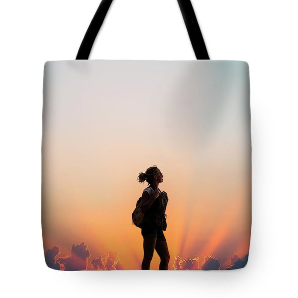 A World Of Adventure Tote Bag