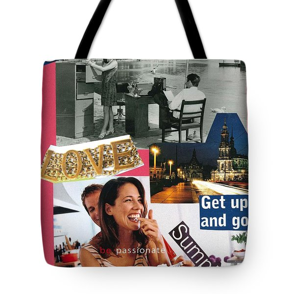 A World Of Love Tote Bag