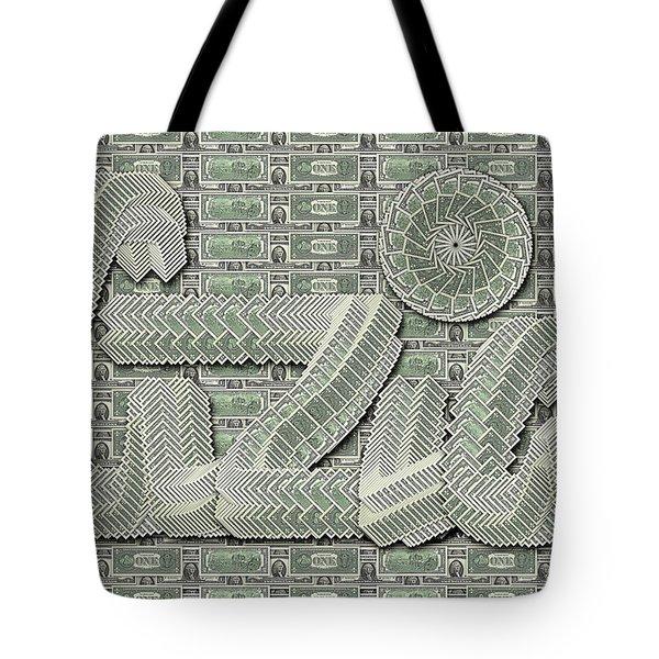 A Z I A .  Tote Bag