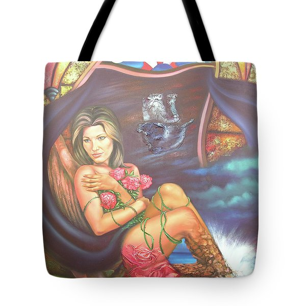 Abana Travel Tote Bag