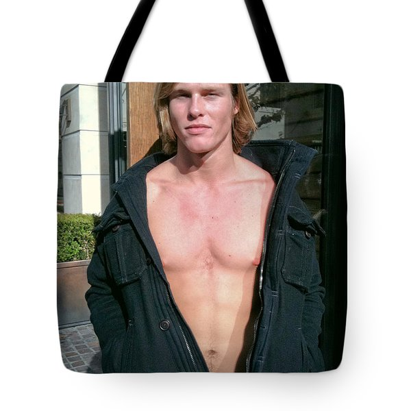 Abachrombie Model Tote Bag