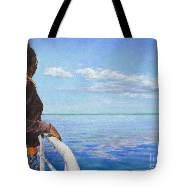 Abaco Dream Tote Bag