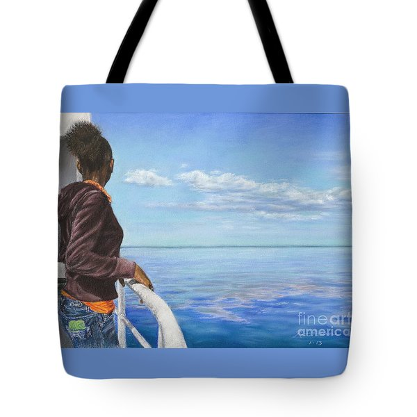 Abaco Dream Tote Bag